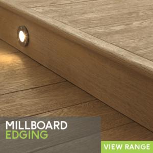 Millboard Decking Edging