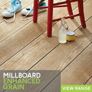 Enhanced Grain Millboard Decking Collection
