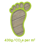 CO2 Emissions of Millboard Decking - The world's only carbon verified premium wood-free outdoor flooring