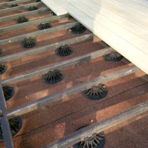 Millboard Decking Pedestal Supports