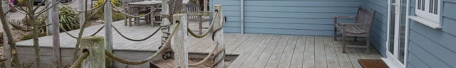 Weathered Oak Driftwood Decking By Millboard Commercial