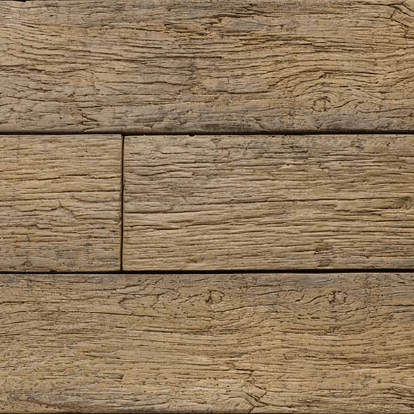 Weathered Oak Vintage Decking by Millboard