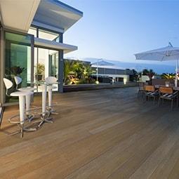 Enhanced Golden Oak Millboard Decking