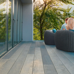 Millboard Decking Brushed Basalt Supplied and Installed by Total Carpentry Ireland Mats Olofsson Carpentry and Construction